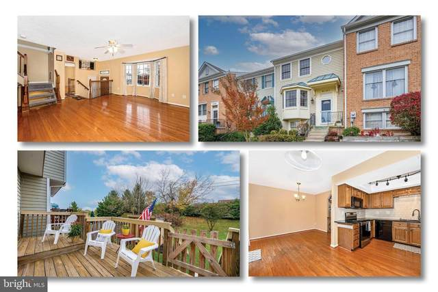 6181 S Steamboat Way, NEW MARKET, MD 21774 (#MDFR272700) :: Hill Crest Realty
