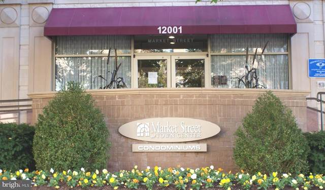12001 Market Street #361, RESTON, VA 20190 (#VAFX1162944) :: Arlington Realty, Inc.