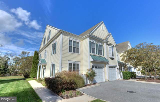 25 Richardson Way #13, REHOBOTH BEACH, DE 19971 (#DESU171786) :: REMAX Horizons