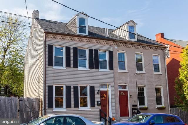 116 Sherman Street, LANCASTER, PA 17602 (#PALA172336) :: The Dailey Group