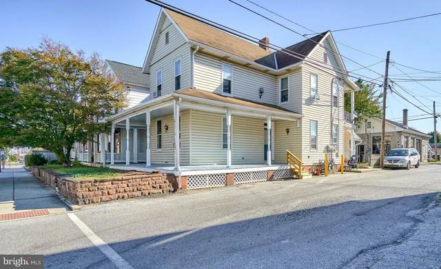 117 E Middle Street, HANOVER, PA 17331 (#PAYK147846) :: Flinchbaugh & Associates