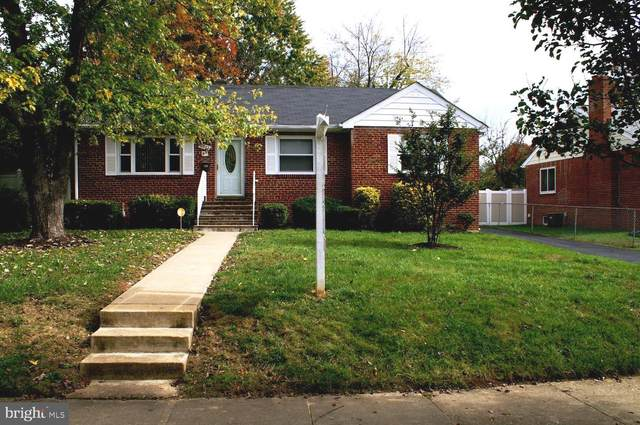 6013 Dinwiddie Street, SPRINGFIELD, VA 22150 (#VAFX1162948) :: Blackwell Real Estate