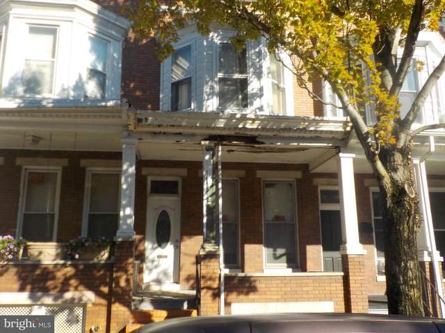 1725 Ruxton Avenue, BALTIMORE, MD 21216 (#MDBA528750) :: Ultimate Selling Team