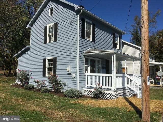 143 N Water Street, WOODSTOCK, VA 22664 (#VASH120706) :: LoCoMusings