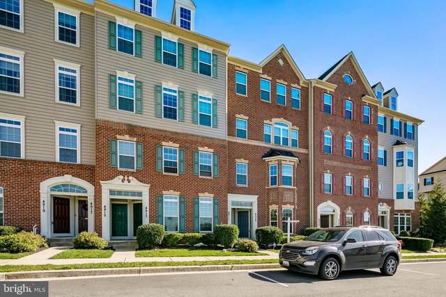 4909 Jack Linton Drive N, FREDERICK, MD 21703 (#MDFR272714) :: Revol Real Estate