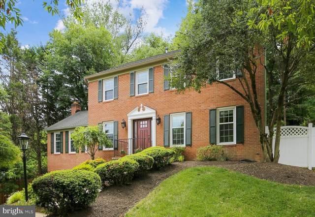 1721 Chesterbrook Vale Court, MCLEAN, VA 22101 (#VAFX1162966) :: Bob Lucido Team of Keller Williams Integrity