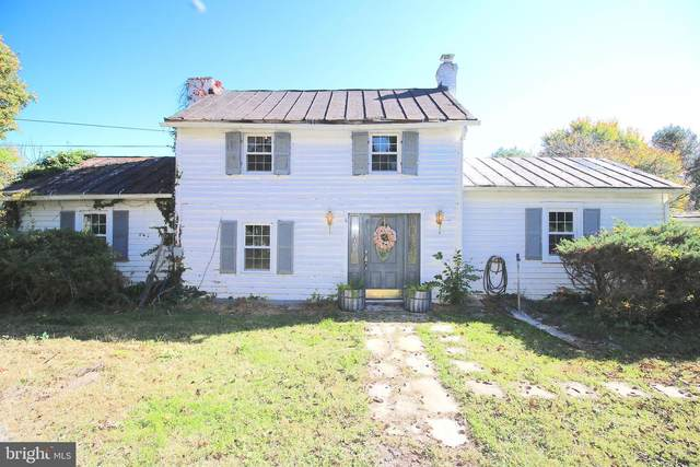63 Limeton Church Road, BENTONVILLE, VA 22610 (#VAWR141838) :: LoCoMusings
