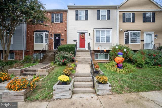 7518 N Arbory Way #92, LAUREL, MD 20707 (#MDPG585450) :: The Bob & Ronna Group