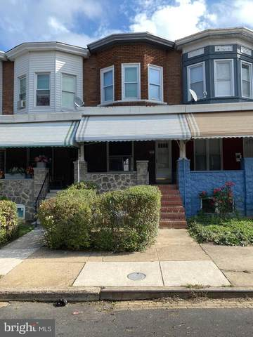 1629 N Smallwood Street N, BALTIMORE, MD 21216 (#MDBA528754) :: Murray & Co. Real Estate