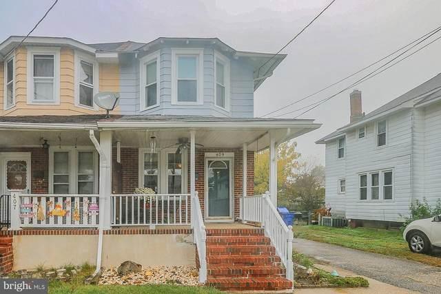 409 Cleveland Avenue, RIVERSIDE, NJ 08075 (MLS #NJBL384692) :: The Dekanski Home Selling Team