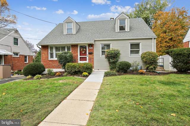 4105 Spruell Drive, KENSINGTON, MD 20895 (#MDMC731282) :: Smart Living Experts