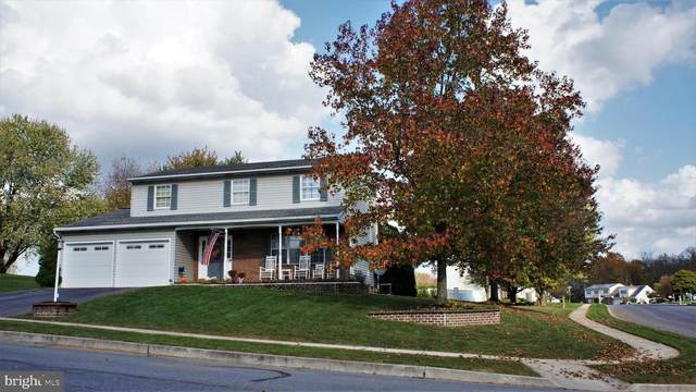 2 Ovis Drive, MECHANICSBURG, PA 17055 (#PACB129154) :: The Heather Neidlinger Team With Berkshire Hathaway HomeServices Homesale Realty
