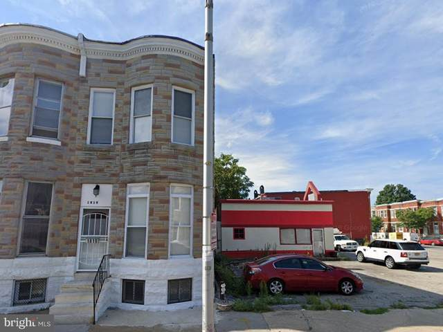 1819 W Lafayette Avenue, BALTIMORE, MD 21217 (#MDBA528762) :: Jennifer Mack Properties
