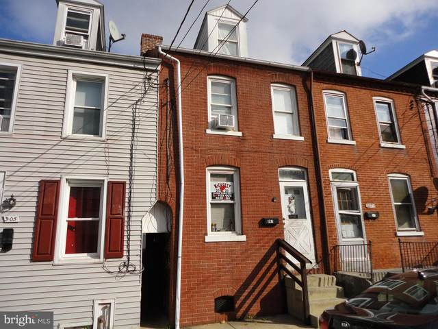 307 Coral Street, LANCASTER, PA 17603 (#PALA172354) :: Flinchbaugh & Associates