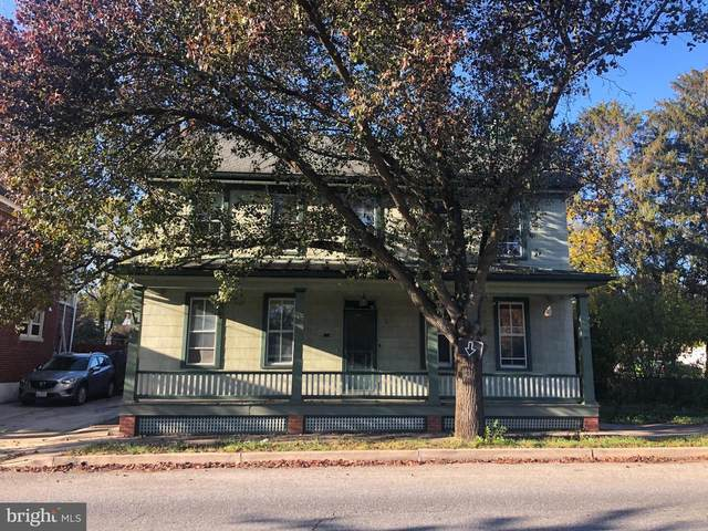 129 E Main Street, SHARPSBURG, MD 21782 (#MDWA175482) :: Shamrock Realty Group, Inc