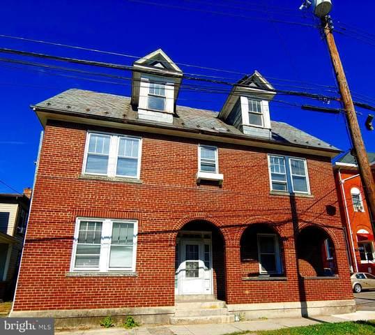 317 Cumberland Street, CUMBERLAND, MD 21502 (#MDAL135614) :: Gail Nyman Group