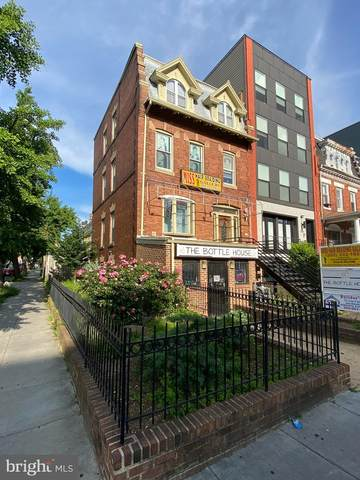 3443 14TH Street NW, WASHINGTON, DC 20010 (#DCDC493312) :: The Dailey Group