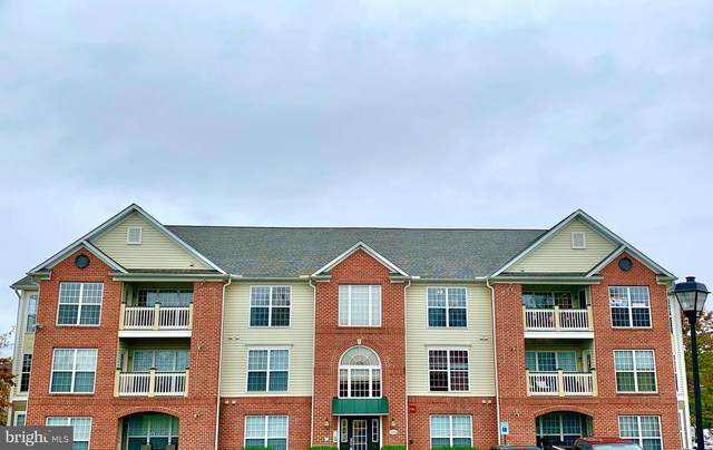 2505 Hemingway Drive 6-3D, FREDERICK, MD 21702 (#MDFR272746) :: Shamrock Realty Group, Inc