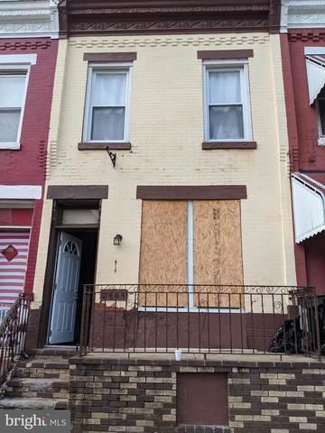 2464 N Napa Street, PHILADELPHIA, PA 19132 (#PAPH947860) :: Blackwell Real Estate
