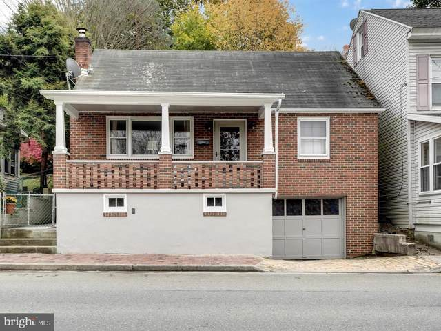 334 E Bacon Street, POTTSVILLE, PA 17901 (#PASK132948) :: TeamPete Realty Services, Inc