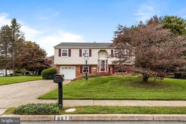 687 Boxwood Drive, ASTON, PA 19014 (#PADE530202) :: Bob Lucido Team of Keller Williams Integrity