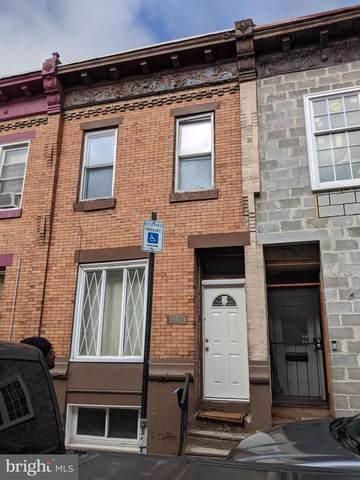 2813 W Albert Street, PHILADELPHIA, PA 19132 (#PAPH947876) :: Certificate Homes