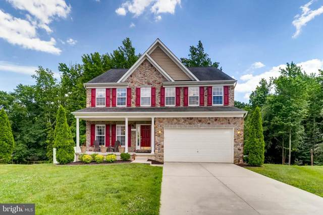 7511 Terrain Court, HANOVER, MD 21076 (#MDAA450622) :: Charis Realty Group