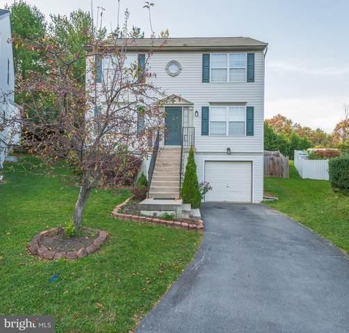 201 Shannonbrook Lane, FREDERICK, MD 21702 (#MDFR272748) :: Revol Real Estate