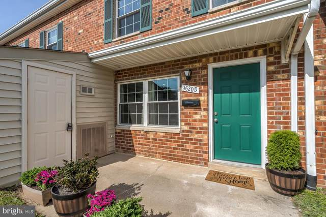 9620 Homestead Court D, LAUREL, MD 20723 (#MDHW286898) :: Speicher Group of Long & Foster Real Estate