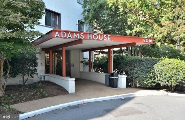 2016 N Adams Street #401, ARLINGTON, VA 22201 (#VAAR171784) :: Bob Lucido Team of Keller Williams Integrity