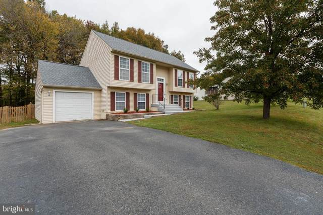 10803 Peach Tree Drive, FREDERICKSBURG, VA 22407 (#VASP226258) :: Shamrock Realty Group, Inc