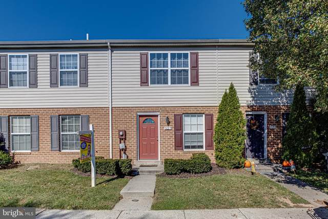 527 Wellington Court, FREDERICK, MD 21703 (#MDFR272752) :: Bruce & Tanya and Associates