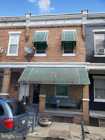 543 N Hobart Street, PHILADELPHIA, PA 19131 (MLS #PAPH947914) :: Kiliszek Real Estate Experts