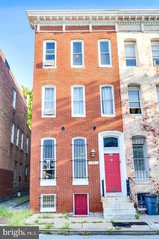 844 Edmondson Avenue, BALTIMORE, MD 21201 (#MDBA528806) :: Great Falls Great Homes