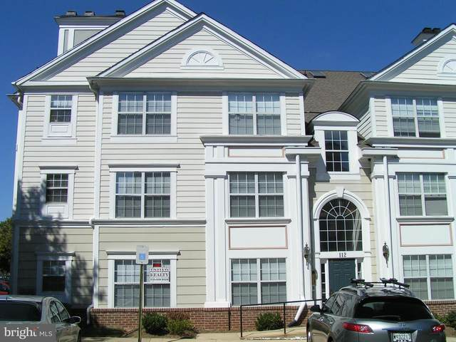 112 Kendrick Place #12, GAITHERSBURG, MD 20878 (#MDMC731380) :: Dart Homes