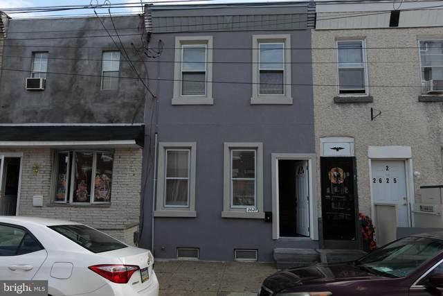 2627 Jasper Street, PHILADELPHIA, PA 19125 (#PAPH947944) :: Nexthome Force Realty Partners