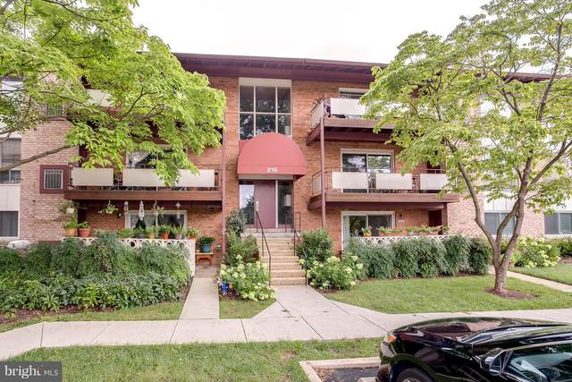 216 Locust Street SE #136, VIENNA, VA 22180 (#VAFX1163086) :: Arlington Realty, Inc.