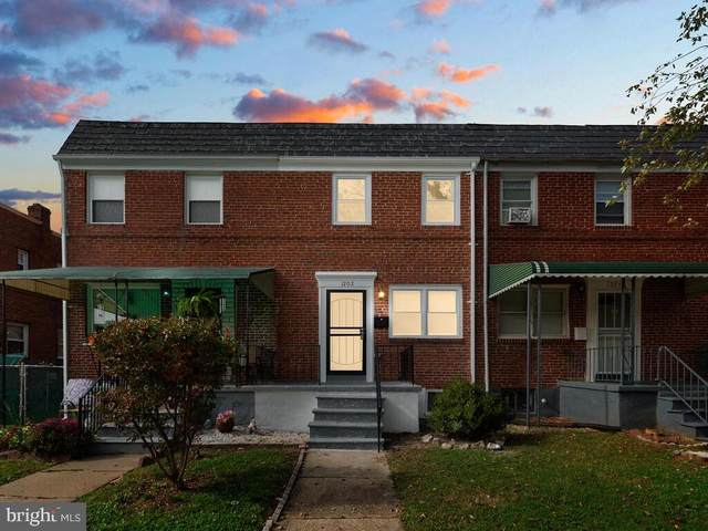 1202 N Augusta Avenue, BALTIMORE, MD 21229 (#MDBA528818) :: Bob Lucido Team of Keller Williams Integrity