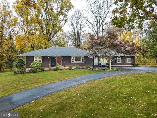 185 Pleasant Valley Road, TITUSVILLE, NJ 08560 (#NJME303668) :: LoCoMusings