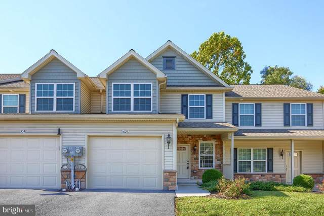 102 Scully Place, LEWISBERRY, PA 17339 (#PAYK147882) :: Iron Valley Real Estate