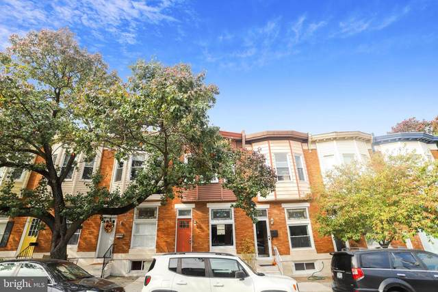 606 S Ellwood Avenue, BALTIMORE, MD 21224 (#MDBA528820) :: The Bob & Ronna Group