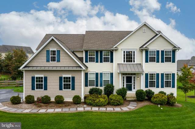 1211 Lintell Drive, WEST CHESTER, PA 19382 (#PACT519430) :: Bob Lucido Team of Keller Williams Integrity