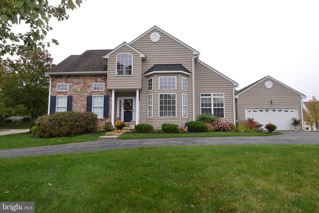 159 Rose View Drive, WEST GROVE, PA 19390 (#PACT519432) :: Shamrock Realty Group, Inc
