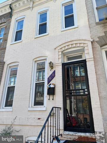 1616 N Calhoun Street, BALTIMORE, MD 21217 (#MDBA528824) :: The MD Home Team