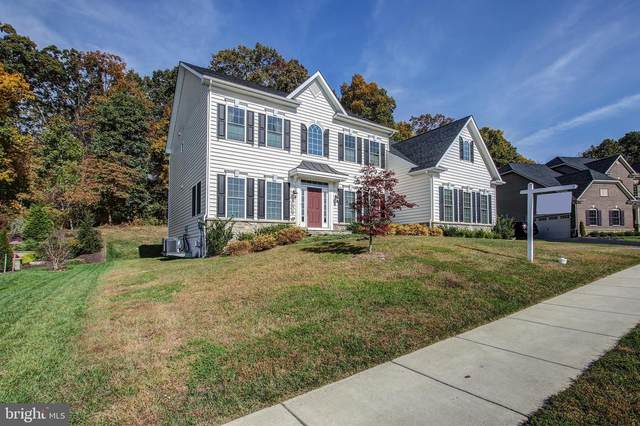 10910 Horan Court, IJAMSVILLE, MD 21754 (#MDFR272756) :: Jim Bass Group of Real Estate Teams, LLC