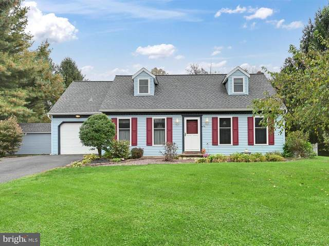 103 Sunset Drive, EAST EARL, PA 17519 (#PALA172378) :: Iron Valley Real Estate