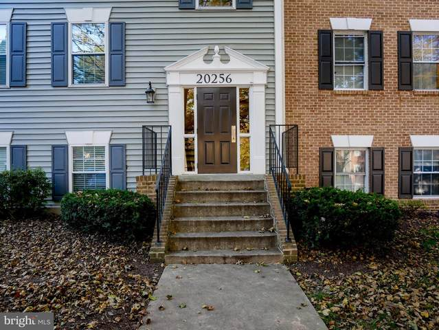 20256 Shipley Terrace 6-D-101, GERMANTOWN, MD 20874 (#MDMC731392) :: Hill Crest Realty