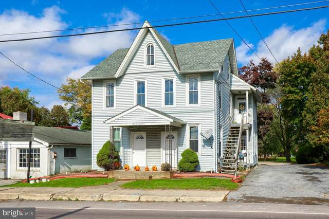 273 W Main Street, LEOLA, PA 17540 (#PALA172380) :: Bob Lucido Team of Keller Williams Integrity