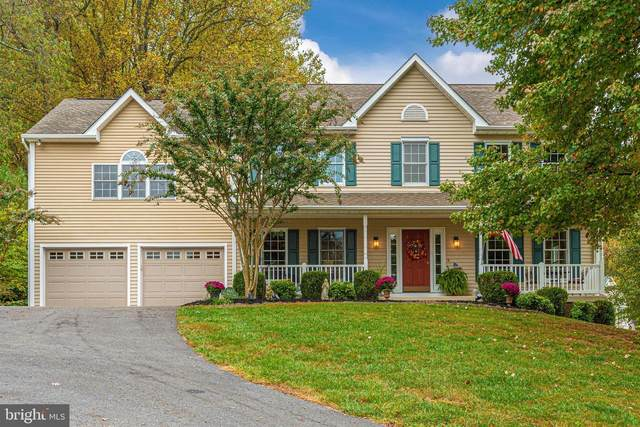 4840 Teen Barnes Road, FREDERICK, MD 21703 (#MDFR272758) :: Century 21 Dale Realty Co