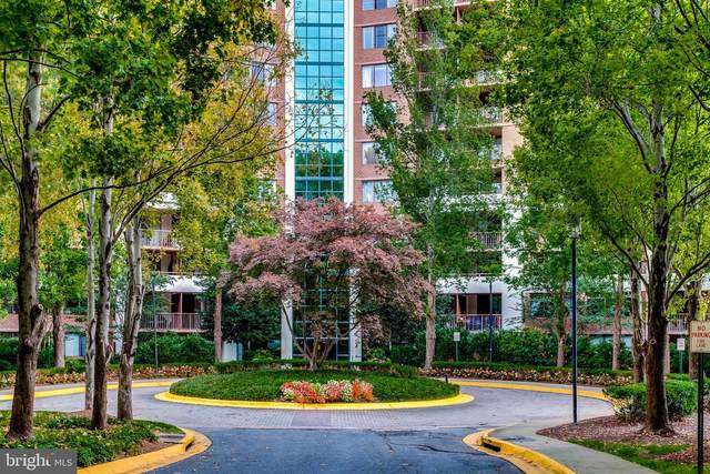 10101 Grosvenor Place #1203, ROCKVILLE, MD 20852 (#MDMC731400) :: Hill Crest Realty